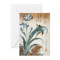 Floral Delight Greeting Cards (Pk of 20)