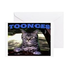 TOONCES Greeting Card