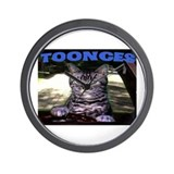 TOONCES Wall Clock