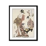 Imperial lady Framed Print