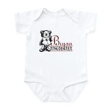 Cute Kids name Infant Bodysuit