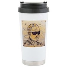 Dale Earnhardt Nascar Ceramic Travel Mug