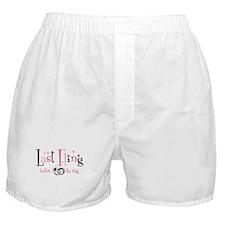 Last Fling Boxer Shorts