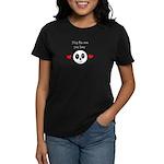 HUG THE ONE YOU LOVE Women's Dark T-Shirt