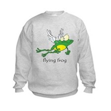 Flying Frog Sweatshirt