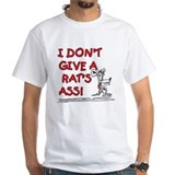 rats ass t-shirt