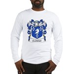 Clough Coat of Arms Long Sleeve T-Shirt