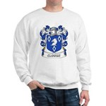Clough Coat of Arms Sweatshirt