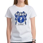 Clough Coat of Arms Women's T-Shirt