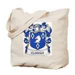 Clough Coat of Arms Tote Bag