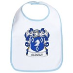 Clough Coat of Arms Bib