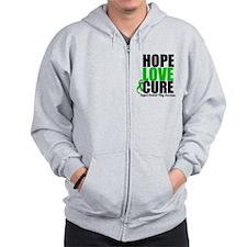 HopeLoveCure CerebralPalsy Zip Hoodie