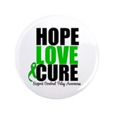 "HopeLoveCure CerebralPalsy 3.5"" Button (100 pack)"