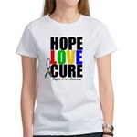 HopeLoveCure Autism Women's T-Shirt