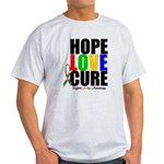 HopeLoveCure Autism Light T-Shirt