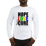 HopeLoveCure Autism Long Sleeve T-Shirt