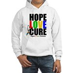 HopeLoveCure Autism Hooded Sweatshirt