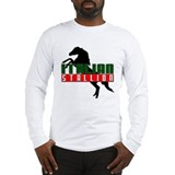 Italian Stallion Long Sleeve T-Shirt