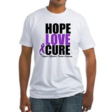 HopeLoveCure Alzheimer's Shirt