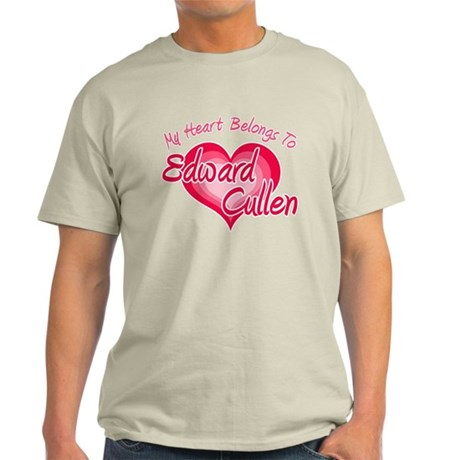Edward Cullen Heart Light T-Shirt