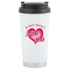 Heart Jasper Hale Ceramic Travel Mug