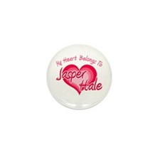 Heart Jasper Hale Mini Button (100 pack)