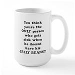 Jelly Beans Large Mug