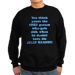 Jelly Beans Sweatshirt (dark)