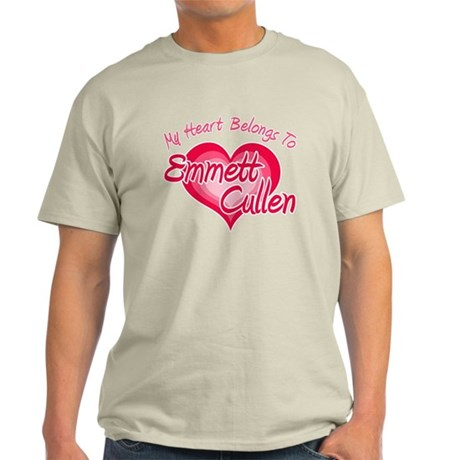 Emmett Cullen Heart Light T-Shirt