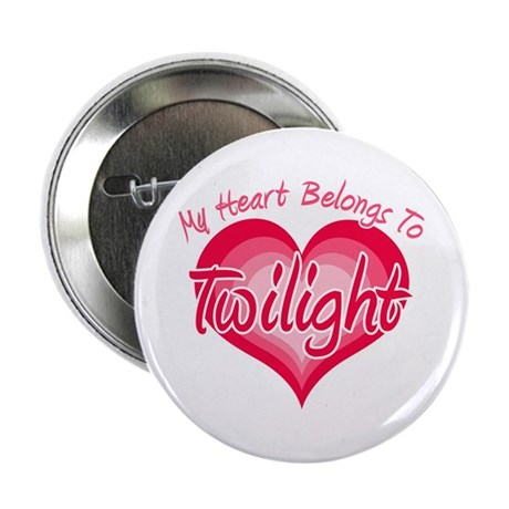 "Heart Belongs Twilight 2.25"" Button"
