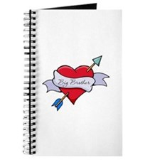 Heart Big Brother Journal