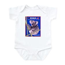 Sapphire KOALA 2007- Infant Bodysuit