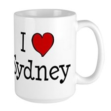 I love Sydney Coffee Mug