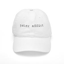 """Poker Addict"" Baseball Cap"