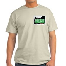 RIKERS ISLAND STREET, QUEENS, NYC T-Shirt