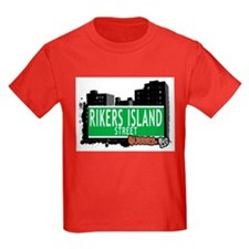 RIKERS ISLAND STREET, QUEENS, NYC T