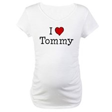 I love Tommy Shirt