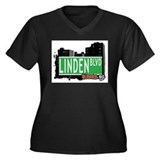 LINDEN BOULEVARD, QUEENS, NYC Women's Plus Size V-