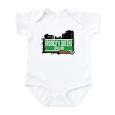BROOKLYN QUEENS EXPRESSWAY, QUEENS, NYC Infant Bod