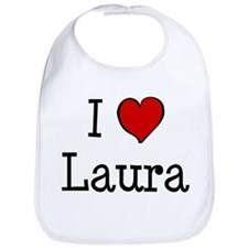 I love Laura Bib