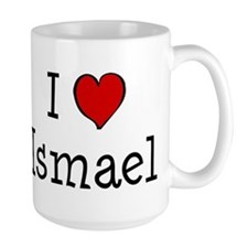 I love Ismael Coffee Mug