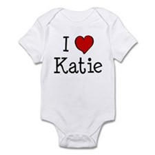 I love Katie Infant Bodysuit