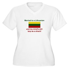 Married To A Lithuanian T-Shirt