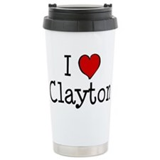 I love Clayton Ceramic Travel Mug