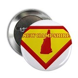 "Super Star New Hampshire 2.25"" Button"