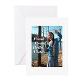 Bella Vista Greeting Cards (Pk of 10)