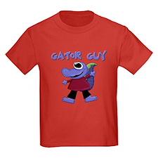 Purple Gator T