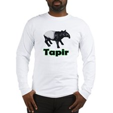 Tapir! Long Sleeve T-Shirt