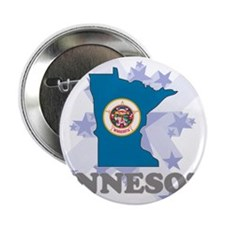 "All Star Minnesota 2.25"" Button"