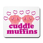 Cuddle Muffins Mousepad